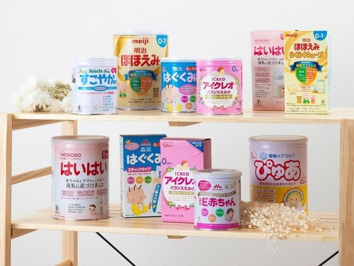 Thử Nghiệm và Đánh Giá Sữa Bột meiji