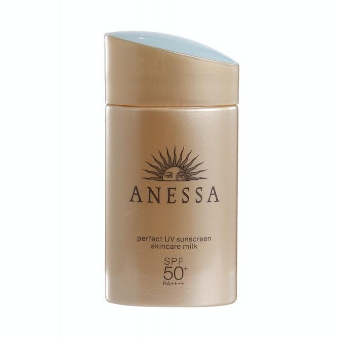 Tổng Quan Về Anessa Perfect UV Sunscreen Skincare Milk