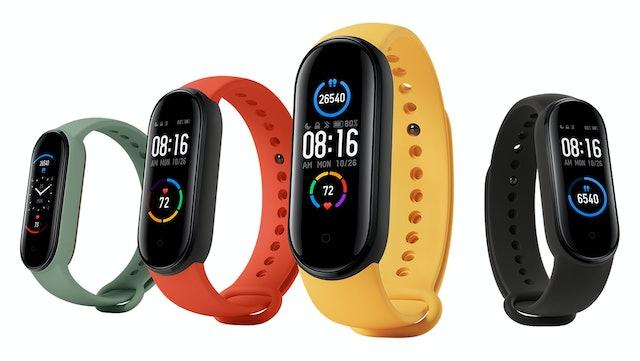 Xiaomi  Đồng Hồ Thông Minh Smart Watch Mi Band 5  1