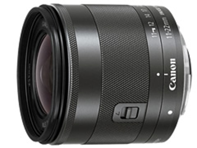 Canon EF-M11-22mm F4-5.6 IS STM 1
