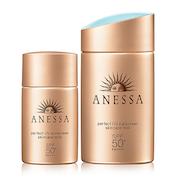 {Review} Kem Chống Nắng Anessa Perfect UV Sunscreen Skincare Milk của Nhật